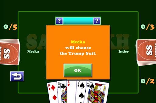 3 2 5 card game screenshot 3