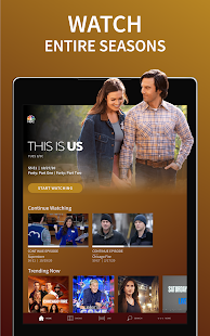 The NBC App - Stream Live TV and Episodes for Free Capture d'écran