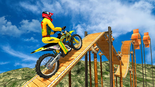 New Bike Racing Stunt 3D : Top Motorcycle Games 0.1 screenshots 1