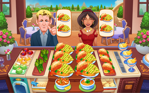 Cooking Family : Madness Restaurant Food Game 2.31 Screenshots 7