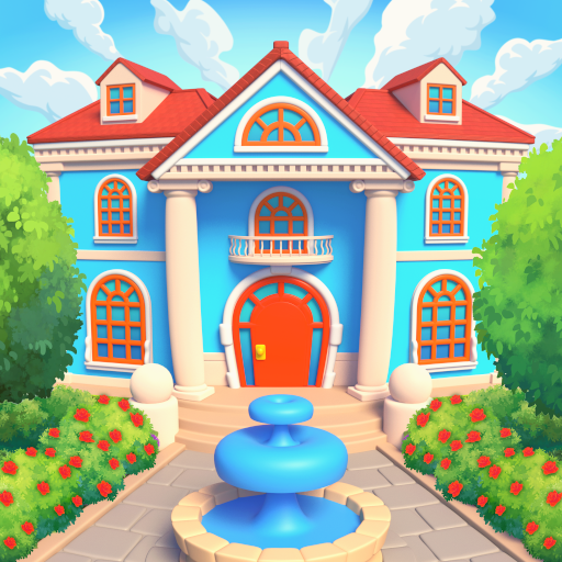 Home Design : Miss Robins Home Makeover Game