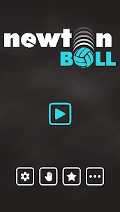 Newton Ball : Playing With Amazing Gravity Puzzle Game Hack Android and iOS 1