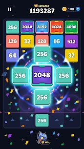 Happy Puzzle™ Shoot Block 2048 4