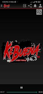 Ke Buena 94.3 Fm 1 APK + Mod (Unlimited money) إلى عن على ذكري المظهر
