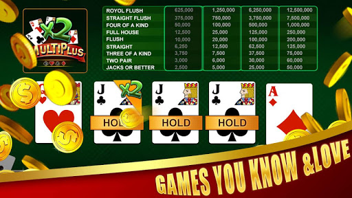 Deuces Wild - Video Poker 3.8 screenshots 1