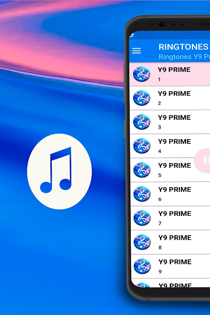 Imágen 2 de Tonos De Y9 Prime Para Celular De LLamada para android