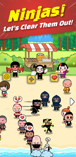 Let's Cook! Pucca : Food Truck World Tour modavailable screenshots 3