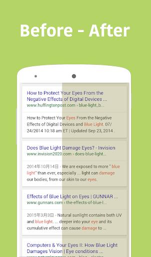Bluelight Filter - Night Mode  screenshots 2