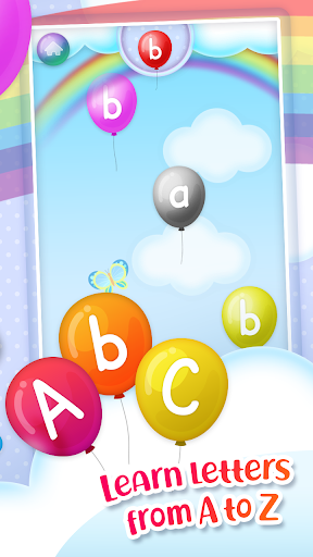 Baby Balloons pop  screenshots 4
