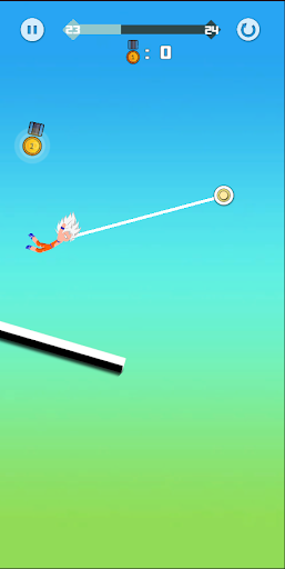 Super Hero Hook: Stickman Rope Swing 1.0.2 screenshots 15