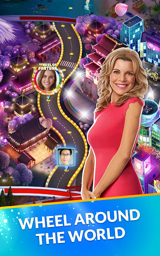 Wheel of Fortune: Free Play 3.59 screenshots 17
