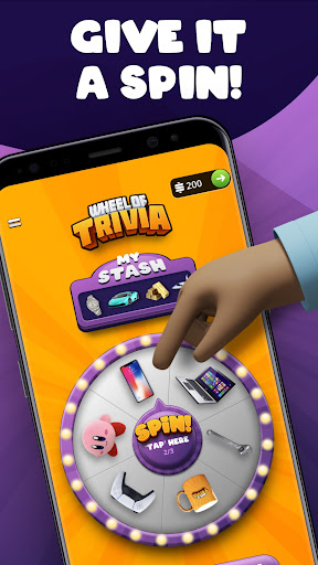 Wheel of Trivia  screenshots 3