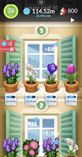 FlowerBox: Idle flower garden  screenshots 13