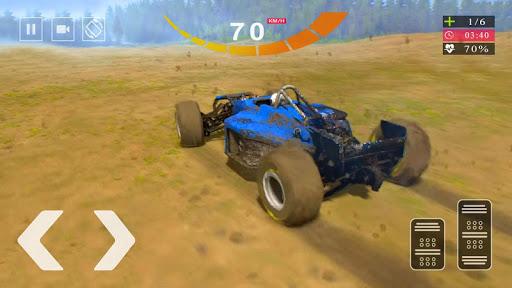 Formula Car Simulator 2020 - Offroad Racing Car  Screenshots 5