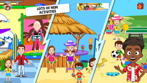 My Town : Beach Picnic Games for Kids  screenshots 6