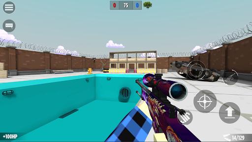 BLOCKFIELD - 5v5 shooter screenshots 3