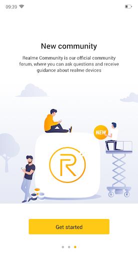 realme Community screenshot 3