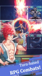 Eternal Return: Monsters RPG 2.9.1 MOD APK (INFINITE POWER) 1