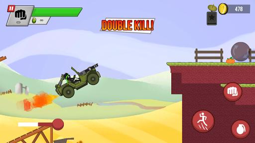 Stickman vs Zombies screenshots 3
