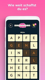 WordBrain Screenshot