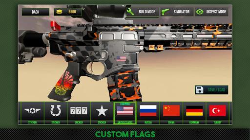 Custom Gun Simulator 3D 3.7 screenshots 1