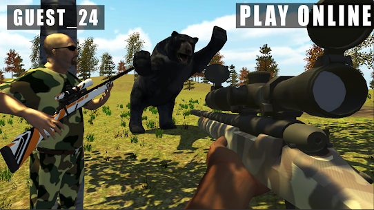 Hunting Online MOD (Unlimited Money/Bullets/Cars) 3