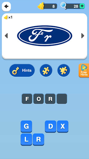 Logo Game - Brand Quiz  Screenshots 9