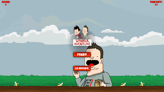 Wankul Adventure – The Wankil Game Hack Online (Android iOS) 1