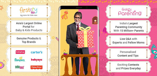 FirstCry India - Baby & Kids Shopping & Parenting 9.9.4 screenshots 1