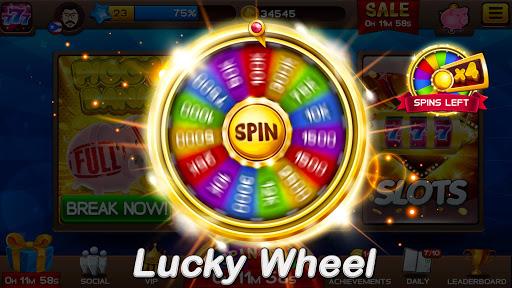 ud83cudfb0 Free Casino: Slots and Poker - win your jackpot  screenshots 12