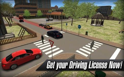 Driving School 2016 Mod (Money / Unlocked) 6