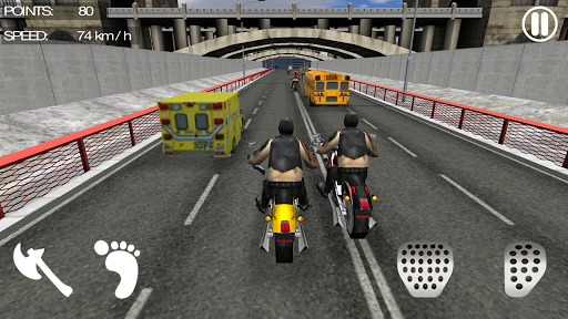 Moto Rivals 7 screenshots 1