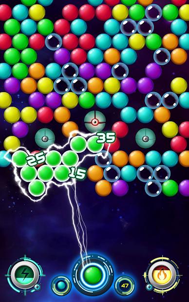 Imágen 14 de Bola bang disparador de burbujas para android
