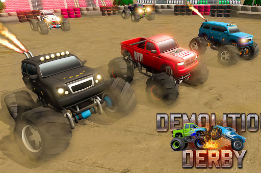 Demolition Derby 2021 - Monster Truck Destroyer modavailable screenshots 1
