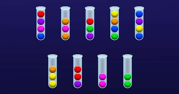 Ball Sort Puzzle - Sorting Puzzle Games