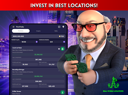 LANDLORD IDLE TYCOON Business Management Game 4.0.8 Screenshots 7