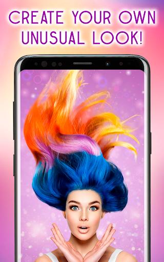 Hairstyles Photo Editor 1.3.8 Screenshots 1