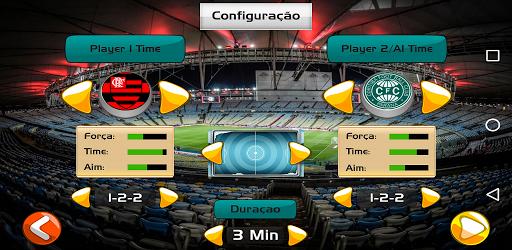 Futebol de Botu00e3o apkslow screenshots 16