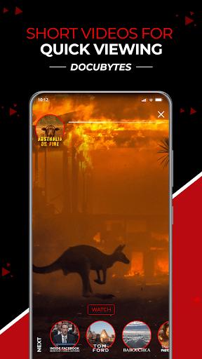DocuBay - Streaming Documentaries android2mod screenshots 3
