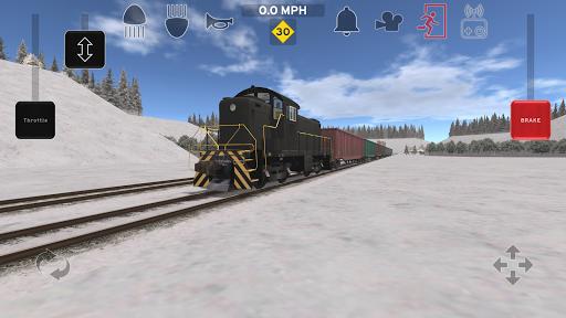 Train and rail yard simulator apkpoly screenshots 17