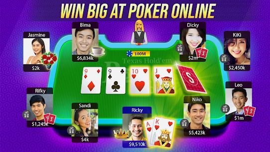 Texas Hold'em Poker MOD Apk 3.3 (Unlocked) 1