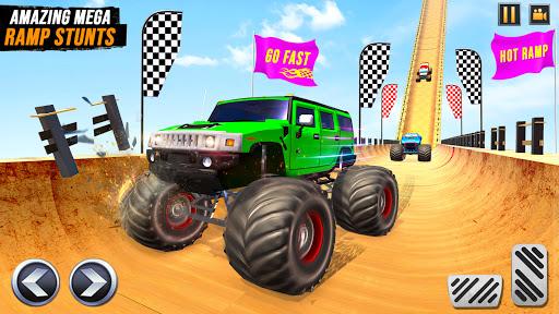 Real Monster Truck Demolition Derby Crash Stunts  Screenshots 8