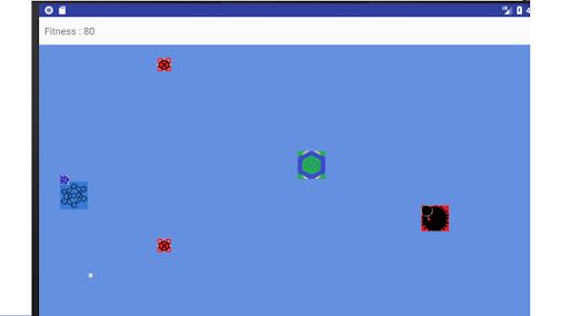 flying neural net (basic game) screenshot 3