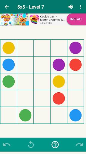 line color linking: link color dots screenshot 3