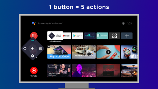 Download APK: tvQuickActions – button mapper & mouse toggle v1.2.1 [Paid] [Patched]