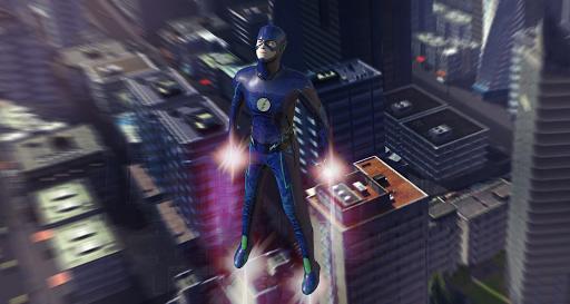 Superhero Flying flash hero game 2020  Screenshots 6