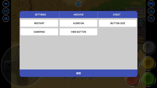 Baixar SNES9x Emulator Box Mod Apk 5