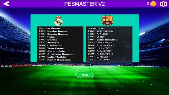 Free PesMaster V2 2021 Apk Download 2021 3