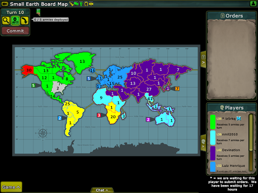 Warzone - turn based strategy v5.07.1.1 screenshots 7