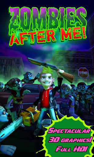 Zombies After Me! For PC Windows (7, 8, 10, 10X) & Mac Computer Image Number- 5